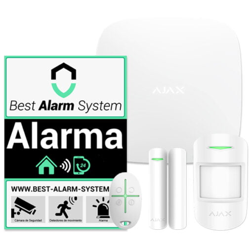"AJAX Starter kit ""Basis Hub 2 Plus"" 
