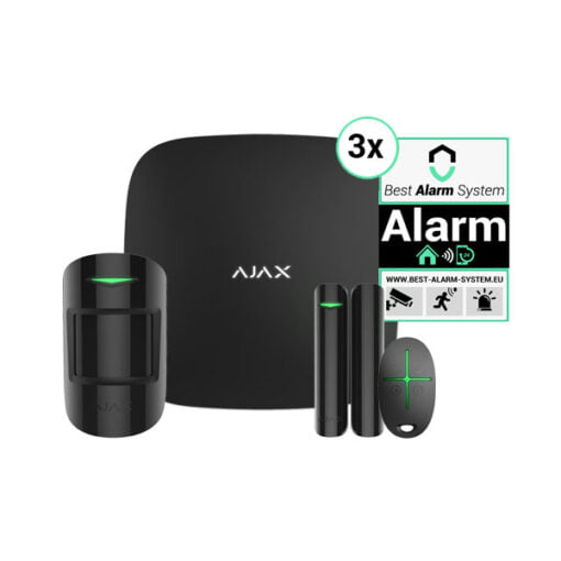 AJAX Brussels starter kit | AJAX Alarm system