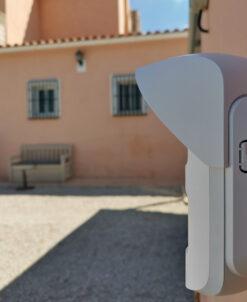 AJAX MotionProtect Outdoor installatie
