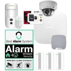 AJAX Starting Kit Manchester | AJAX Alarm System