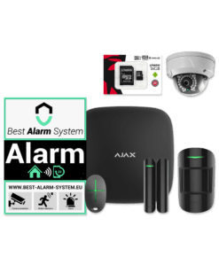AJAX Starter kits with camera