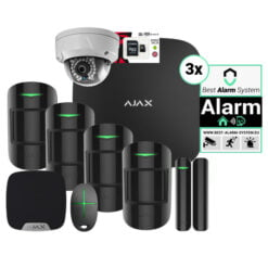 AJAX Starter Package The Hague | AJAX Alarm System
