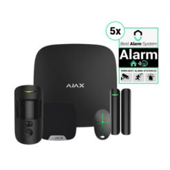 AJAX Bordeaux starter kit | AJAX Alarm system
