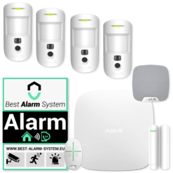 Alarm system apartment | Securing apparement with alarm