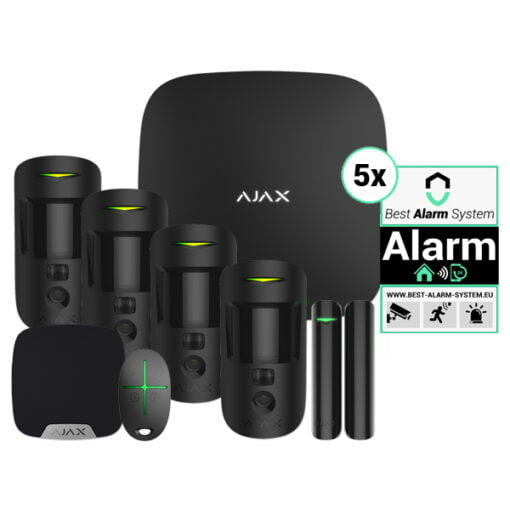 AJAX Newcastle starter kit | AJAX Alarm system