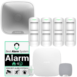 Alarm system detached house | AJAX Alarm system