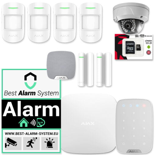 AJAX Starter Package Bruges | AJAX Alarm System