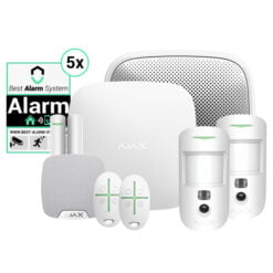 Kit de inicio AJAX Paris | Sistema de alarma AJAX