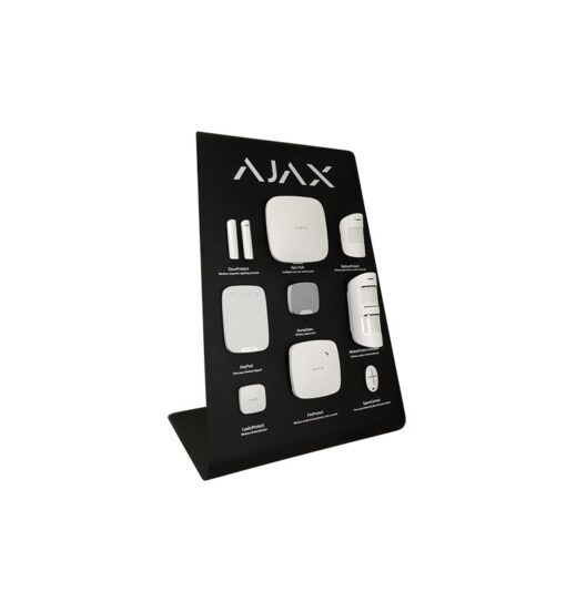 AJAX Alarm Display