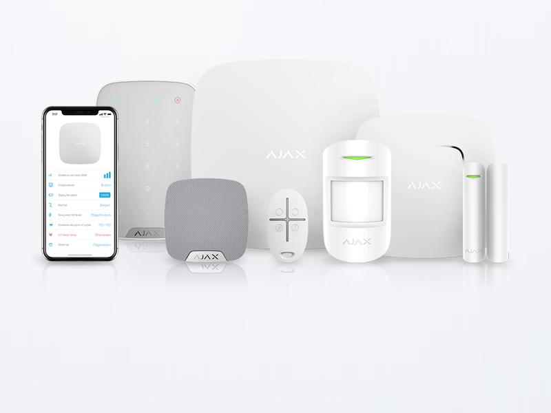 AJAX Alarmsysteem | Best Alarm System