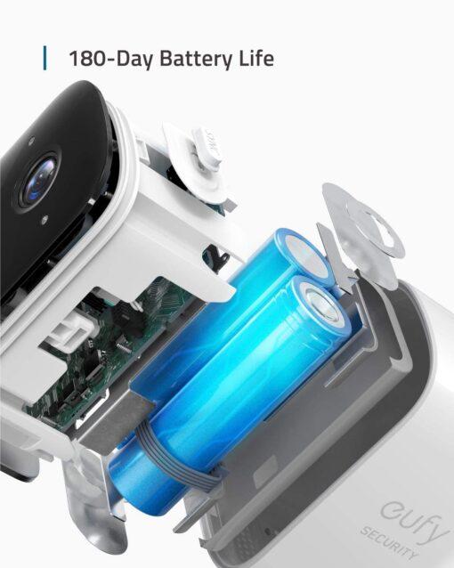 EufyCam 2C battery