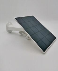 Zonnepaneel draadloze camera's
