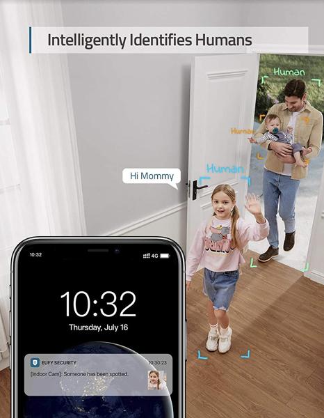 Eufy 2K indoor camera